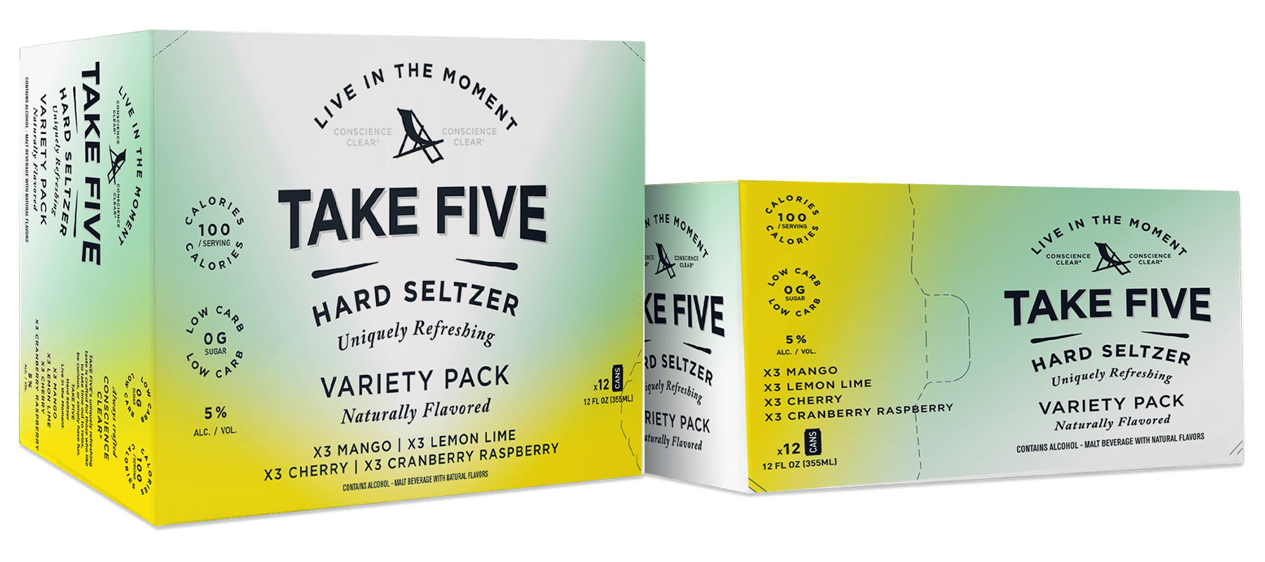 TAKE FIVE Variety Pack